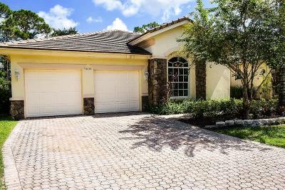 Palm Beach Gardens Single Family Home For Sale: 9636 Osprey Isles Boulevard