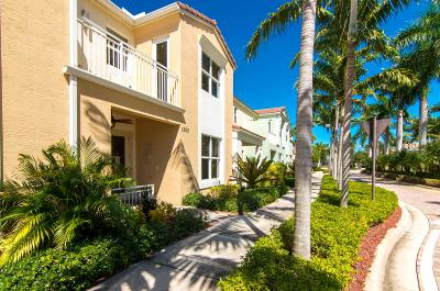 Boca Raton Townhouse For Sale: 1550 NW 49th Lane