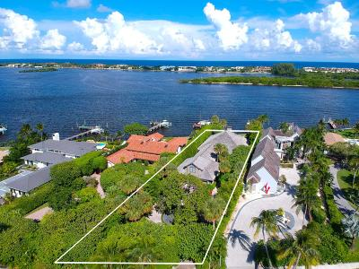 West Palm Beach Single Family Home For Sale: 7720 S Flagler Drive