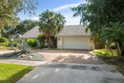 Millpond Single Family Home For Sale: 3998 NW 23rd Terrace