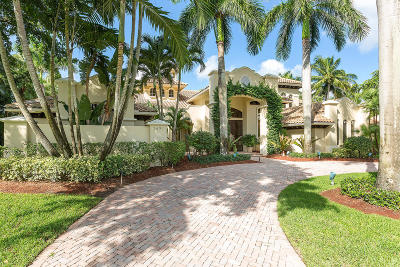 Palm Beach County Single Family Home For Sale: 2691 Sheltingham Drive