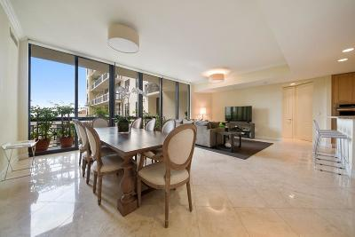 West Palm Beach Condo For Sale: 701 S Olive Avenue #1606