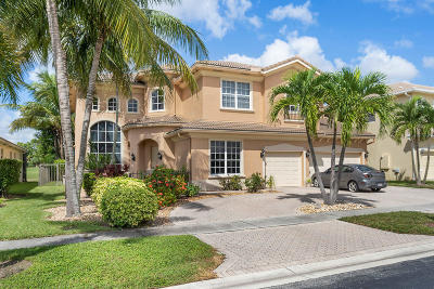 Royal Palm Beach Single Family Home For Sale: 1831 Waldorf Drive