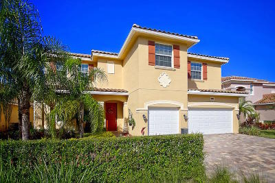 Palm City Single Family Home For Sale: 1487 SW SWallowtail Way