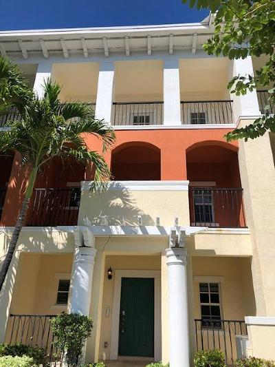 Pompano Beach Townhouse For Sale: 614 SW 1st Avenue
