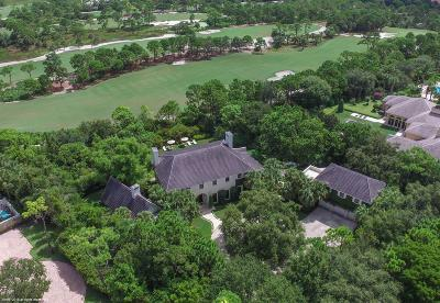 Jupiter Single Family Home For Sale: 158 Bears Club Drive
