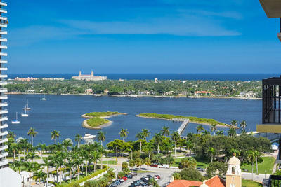 West Palm Beach Condo For Sale: 701 S Olive Avenue #1424