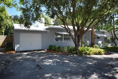 Delray Beach Single Family Home For Sale: 1611 NE 2nd Avenue