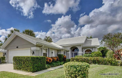 West Palm Beach Single Family Home For Sale: 1365 Wilderness Road