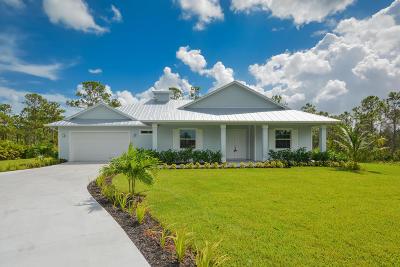 Stuart Single Family Home For Sale: 1380 SE Cove Road