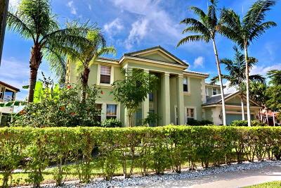 Wellington Single Family Home For Sale: 2808 Pillsbury Way