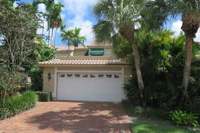 Boca Raton Townhouse For Sale: 22644 Caravelle Circle