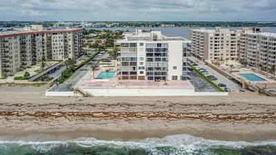 Palm Beach Rental Leased: 3460 S Ocean Boulevard #2110