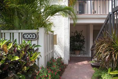 Boca Raton Condo For Sale: 1003 Bridgewood Place