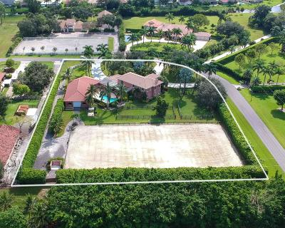 Palm Beach County Rental For Rent: 14542 Draft Horse Lane