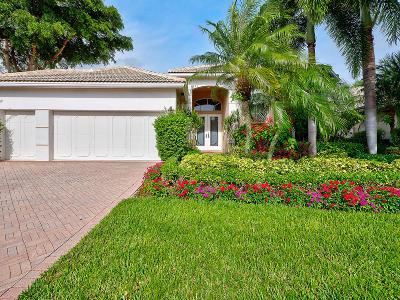 Palm Beach Gardens Single Family Home For Sale: 135 Banyan Isle Drive
