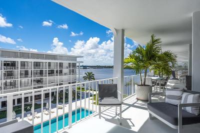 Palm Beach Condo Sold: 2784 S Ocean Boulevard #403 N
