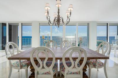 Boca Raton Condo Sold: 2600 S Ocean Boulevard #8-B