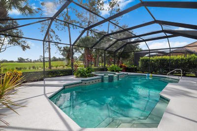 Port Saint Lucie Single Family Home For Sale: 8944 One Putt Place