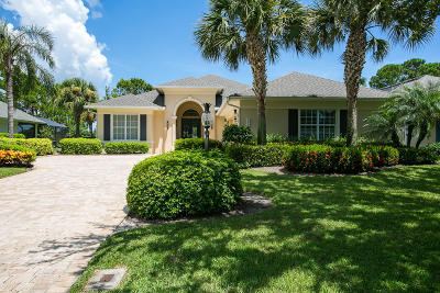 Vero Beach Single Family Home For Sale: 842 Carolina Circle SW