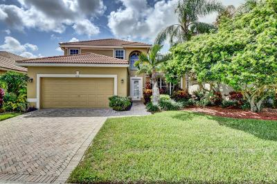 Delray Beach Single Family Home For Sale: 7598 Monarch Court