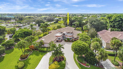 West Palm Beach Single Family Home For Sale: 8179 Lakeview Drive