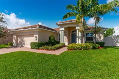 Jensen Beach Single Family Home For Sale: 484 NW Windflower Terrace