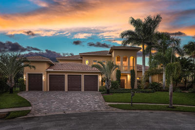 Boca Raton FL Single Family Home For Sale: $2,200,000