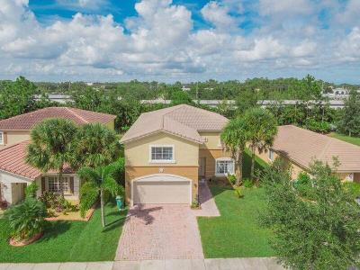 Port Saint Lucie Single Family Home Contingent: 2077 SW Marblehead Way
