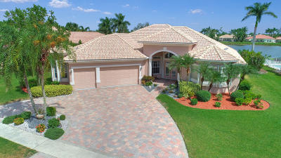 Boynton Beach Single Family Home For Sale: 8150 Muirhead Circle
