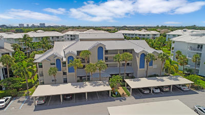 Juno Beach Condo Contingent: 224 Bay Colony Drive