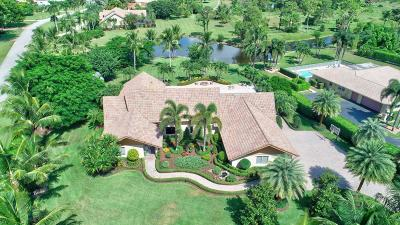 Lake Worth Single Family Home For Sale: 9350 Dundee Drive