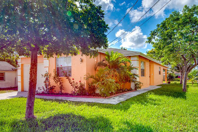 Pompano Beach Single Family Home For Sale: 138 NW 16th Avenue