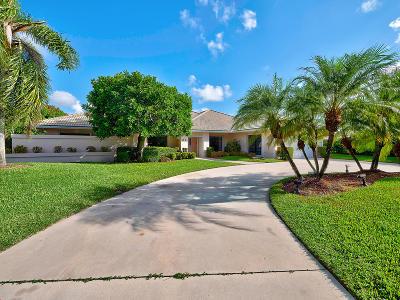 Atlantis Single Family Home For Sale: 115 Glenbrook Court