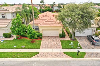 Palm Beach Gardens Single Family Home For Sale: 113 Isle Verde Way