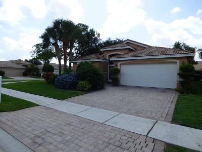 Villa Borghese, Villa Borghese | Huntington Walk 1 Single Family Home For Sale: 6896 Viale Elizabeth