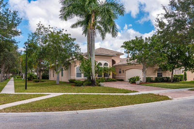 Boynton Beach Single Family Home For Sale: 8875 Heartsong Terrace