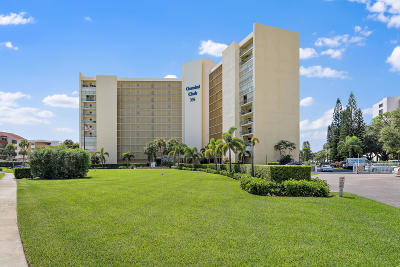 North Palm Beach Condo For Sale: 336 Golfview Road #Ph03