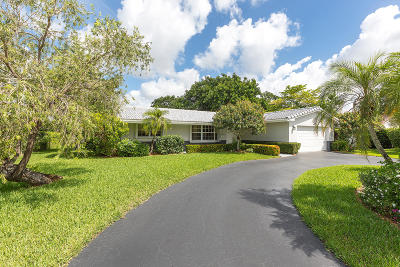 Coral Springs Single Family Home For Sale: 10291 NW 39th Court