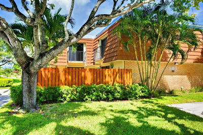 Jupiter Townhouse For Sale: 2813 28th Court