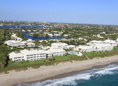 North Palm Beach Condo For Sale: 11060 Turtle Beach Road #B-106 Gr