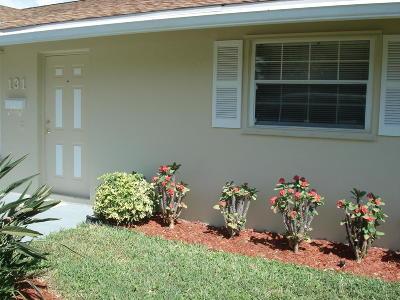 Boynton Beach Multi Family Home Contingent: 131 SW 11th Avenue