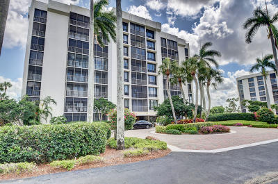 Boca Raton Condo For Sale: 6845 Willow Wood Drive #3036