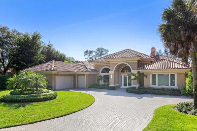 West Palm Beach Single Family Home For Sale: 1551 Breakers West Boulevard