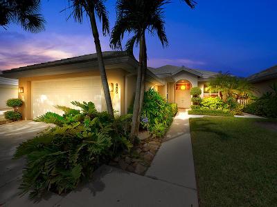 West Palm Beach Single Family Home For Sale: 955 Bear Island Circle