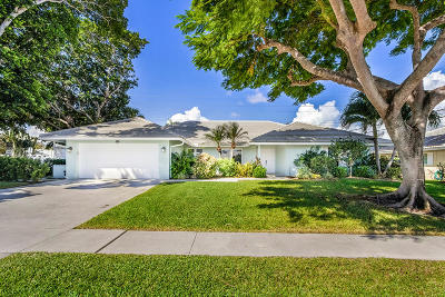 Boca Raton Single Family Home For Sale: 1299 SW Walnut Terrace