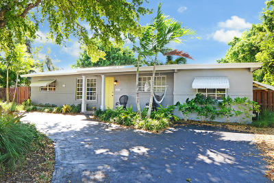 Pompano Beach Single Family Home For Sale: 140 SW 12th Street
