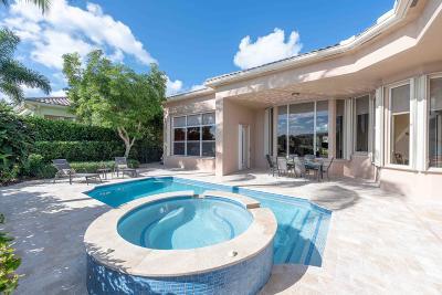Palm Beach Gardens FL Single Family Home For Sale: $1,149,000