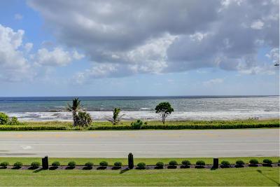 Yacht & Racquet Club Of Boca Raton, Yacht & Racquet Club Of Boca Raton Condo Condo For Sale: 2727 Ocean Boulevard #A309