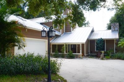 Vero Beach Single Family Home For Sale: 1370 43rd Avenue